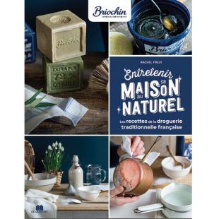 Livre entretenir sa maison au naturel Editions Massin