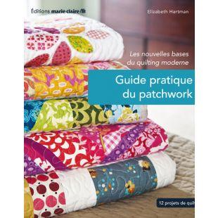 livre guide pratique du patchwork