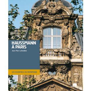 livre Haussmann à Paris