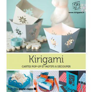 Livre loisir créatif kirigami