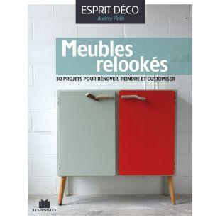 Livre meubles relookés editions massin