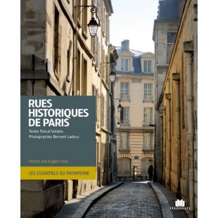 livre Rues historiques de Paris