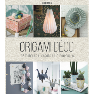 Livre Origami Déco