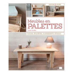 livre meubles en palettes