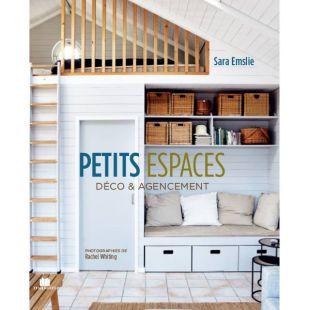 livre petits espaces déco & agencement