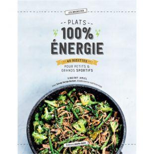 Livre cuisine plats 100% énergie Editions marie claire