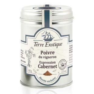 Poivre du Vigneron Expression Cabernet Terre Exotique