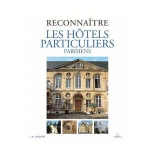 Livre Les hôtels particuliers parisiens