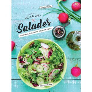 livre mille et une salades