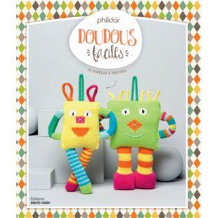 livre tricot doudous facile Éditions Marie Claire
