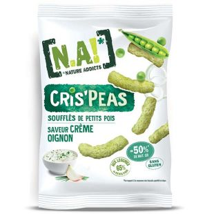 Cris'peas Crème Oignon