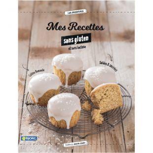 Livre cuisine Mes recettes sans gluten et sans lactose