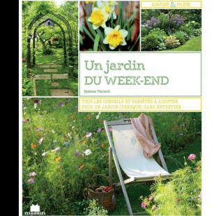 Livre Un jardin de week-end