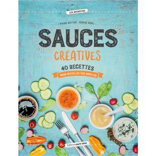 Livre sauces créatives