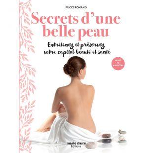 livre beauté secrets d'une belle peau