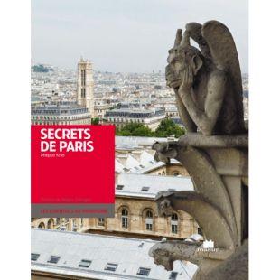 livre secrets de paris