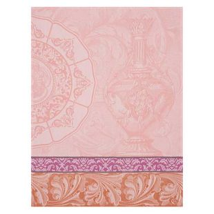 Torchon Baroque Porcelaine Rose