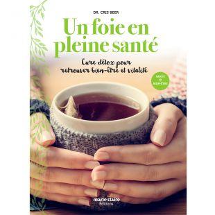 livre vie pratique foie en pleine santé Editions marie claire