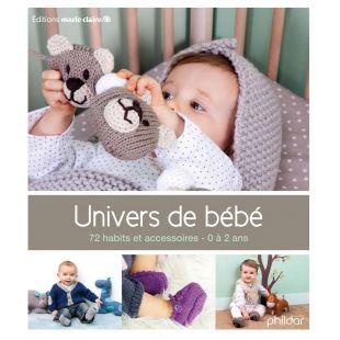 Livre Univers de bébé