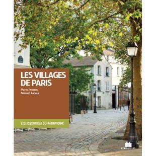Livre Les Villages de Paris