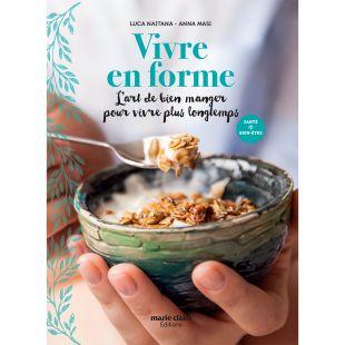 Livre vie pratique vivre en forme Editions Marie Claire