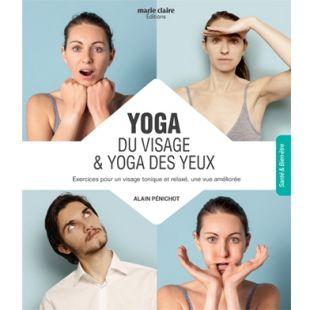 Livre beauté yoga du visage et yoga des yeux