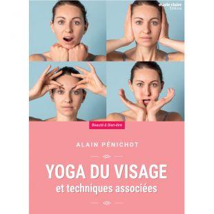 livre yoga du visage et techniques associées editions marie claire